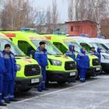 Пензенские бригады скорой помощи получили новые автомобили