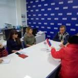 В Сергиево-Посадской приемной прошел тематический прием