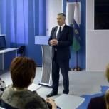 Фуат Сайфитдинов поздравил Союз пенсионеров России с 25-летием