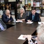 В Сосногорске состоялась деловая встреча членов городской организации инвалидов с Главой муниципалитета