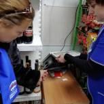 Народные контролёры Койгородского района проверили весы в магазинах