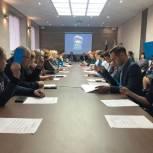 Партийцы Октябрьского района обсудили итоги Съезда и работу «первичек»