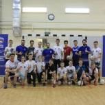 Сыктывкарцы отметили Международный день футбола товарищеским матчем