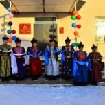 В Шибертуе праздничным концертом открылся дом культуры после капитального ремонта