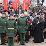 Ульяновские партийцы почтили память погибших в боях на территории республик Северного Кавказа