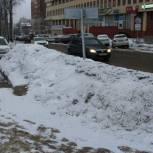 Единороссы провели рабочую встречу с властями Сыктывкара по ситуации с уборкой снега на улицах города