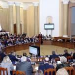 Депутаты приняли бюджет Липецкой области на ближайшие три года