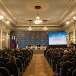 Кан-оол Даваа принимает участие в заседании Совета законодателей Российской Федерации