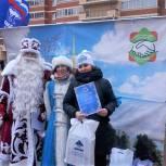 Депутаты-единороссы помогают организовывать новогодние дворовые праздники