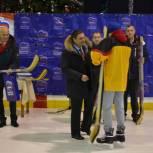 В Пензе дан старт восьмому зимнему сезону игр в рамках партпроекта «Детский спорт»