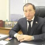 Депутат Госдумы Заур Аскендеров стал одним из авторов закона о виноградарстве и виноделии