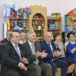 В Рыбновском районе открылась пристройка к детскому саду №10