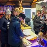 Ступинские молодогвардейцы провели мониторинг точек продажи пиротехники и фейерверков