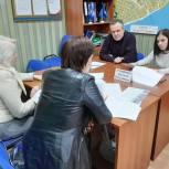 Жители Волжского района Саратова получили необходимую юридическую помощь