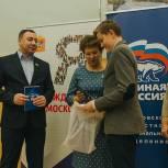 В Чехове стало доброй традицией вручать первые паспорта подросткам в торжественной обстановке