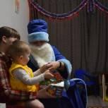 """Ежегодная акция """"Подари ребенку чудо"""" проходит в Сосногорском районе"""
