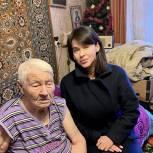 Инна Орешина: Наш долг — заботиться о ветеранах
