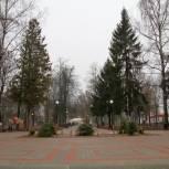 В Рыбинске завершили благоустройство парка в микрорайоне Волжский