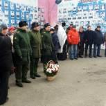 В Саратове почтили минутой молчания память погибших воинов-интернационалистов
