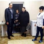 Елена Митина осмотрела Гремякинский ФАП в Пронском районе
