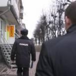 Сотрудники полиции и Роспотребнадзора провели профилактические рейды