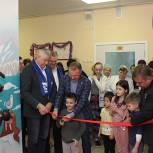 Партийцы Балашихи открыли две «Добрые комнаты»