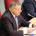 Романов подвел итоги законотворческой деятельности областной Думы в 2019 году