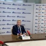 Борис Хохряков ответил на вопросы журналистов окружных СМИ
