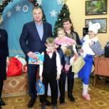 Депутаты РГД поздравляют рязанцев с наступающим Новым годом