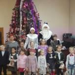 В Пителинском и Шацком районах организовали праздники для детей партийцев