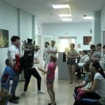 «Здоровое будущее»: в акции «Подари детям сказку!» приняли участие более 2300 саратовских детей