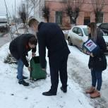В Павловском Посаде партийцы проверили содержание дворовых территорий и подъездов МКД