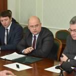 Газификацию населенных пунктов республики обсудили в правительстве