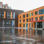 Единороссы приняли участие в открытии новой школы на 1350 мест в Одинцовском округе