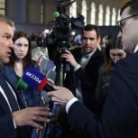 Володин: Поправками в Конституцию Президент предложил укрепить суверенитет России