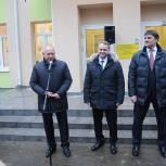 Иван Жуков в Ногинске принял участие в церемонии открытия детского сада №15 после капитального ремонта