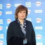 Елена Лошакова: «В Послании Президента были затронуты вопросы, волнующие население»