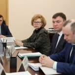 Константин Лазарев проинспектировал объекты коммунальной инфраструктуры г. Инты