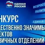 В Московской области стартовал конкурс общественно значимых проектов первичных отделений Партии