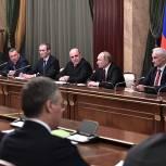 Владимир Путин подписал указ о составе нового Правительства