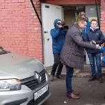 Евгений Аксаков помог «Егорьевскому телевидению» в приобретении нового автомобиля