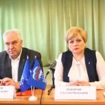 На партактиве в Ртищево обсудили подготовку к юбилею Победы и работу совета сторонников