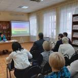 Кораблинские единороссы провели заседание местного политсовета