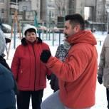 Сторонники и члены Черноголовского отделения Партии организовали мастер-класс для людей пожилого возраста