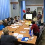 Единороссы Сыктывкара провели встречу по профилактике сахарного диабета