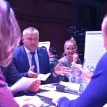 Суббот принял участие в рабочей группе Генсовета «Единой России» поддержке молодежных инициатив