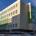 Роман Худяков проинспектировал ход строительства школы в микрорайоне Горроща