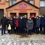 Сторонники «Единой России» организовали экскурсию для школьников