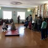 «Единая Россия» организовала мероприятие по подготовке к сдаче норм ГТО в Балашовском районе