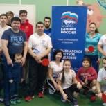 В Сыктывкаре состоялся партийный чемпионат по настольному теннису